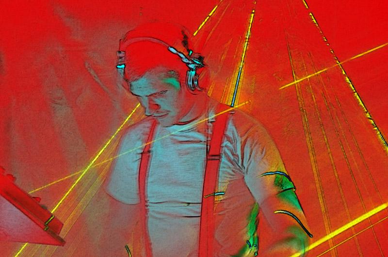 DJ Christoph Wirtz 03 Foto: Angela Haake-Weiler