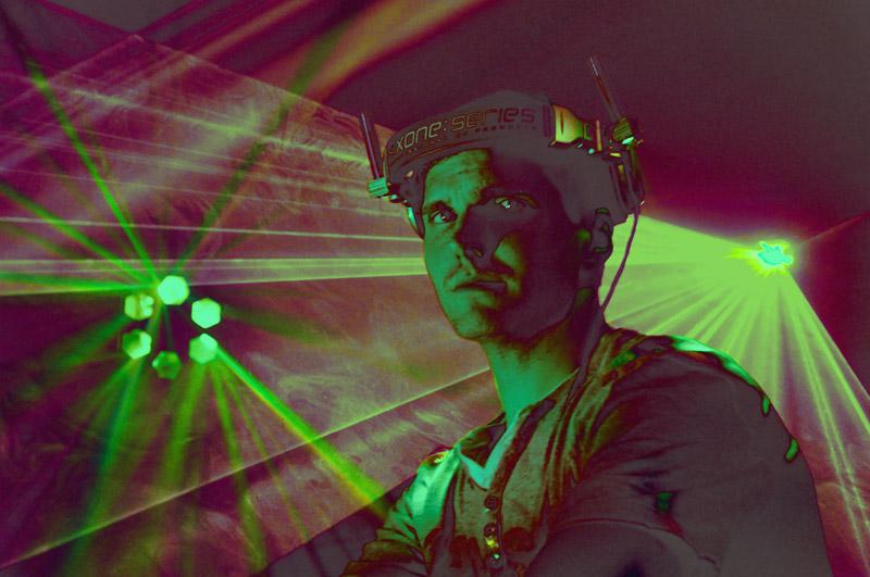 DJ Christoph Wirtz 02 Foto: Angela Haake-Weiler